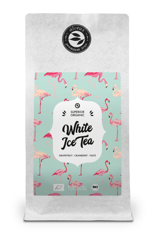 White Tea Fruit Herbal Blend