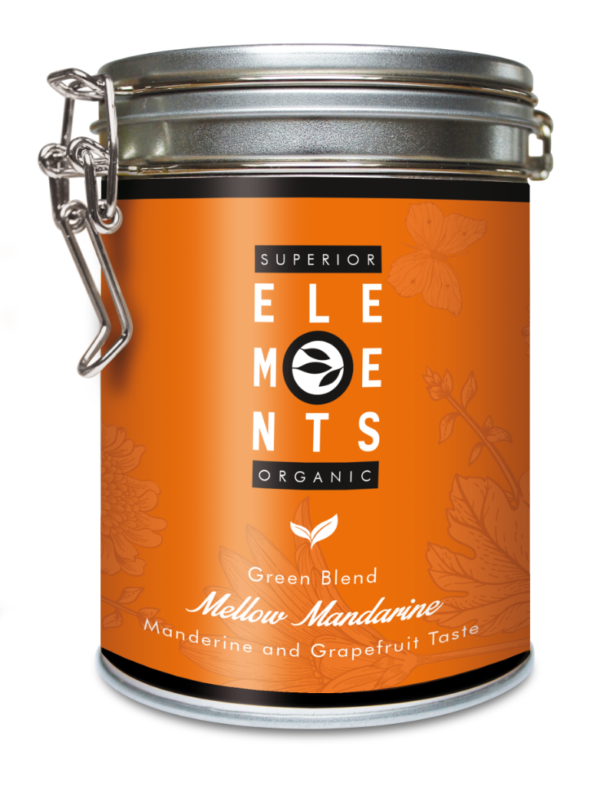 Mellow Mandarine Bio
